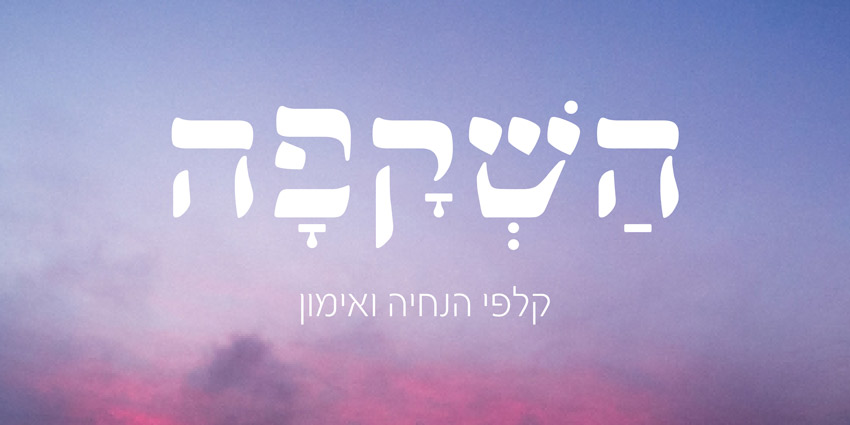 לוגו השקפה