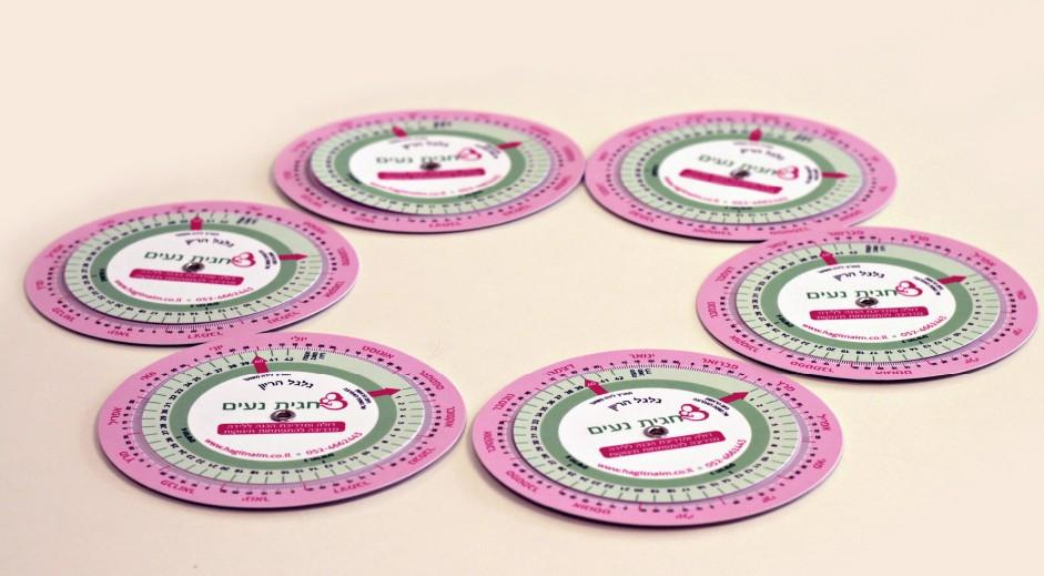 עיצוב גלגל הריון